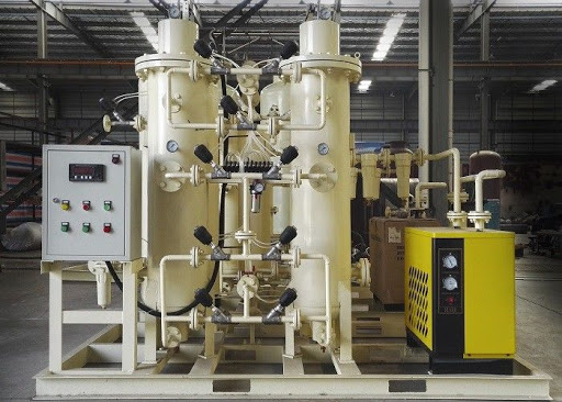 Fabricacion de plantas productoras de oxigeno medicinal